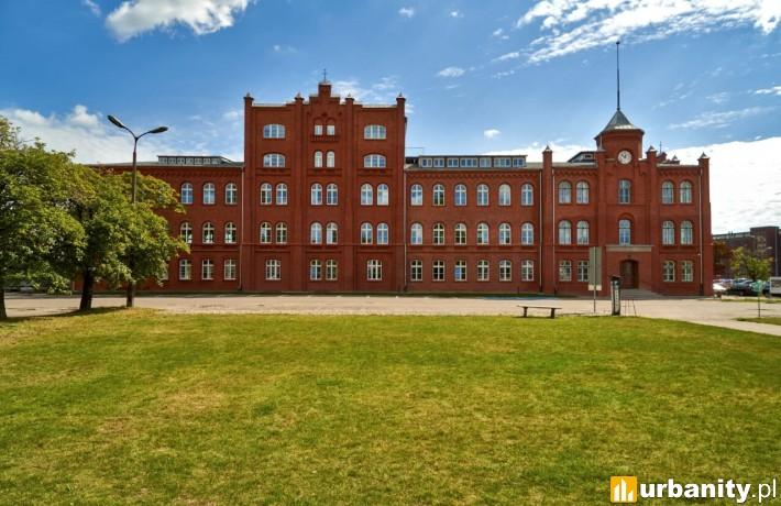 Budynek dawnej Dyrekcji Stoczni Gdańskiej