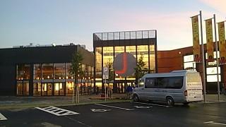 W listopadzie otwarcie pierwszej części CH Jantar