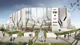 Centrum Handlowe Ogrody po rozbudowie