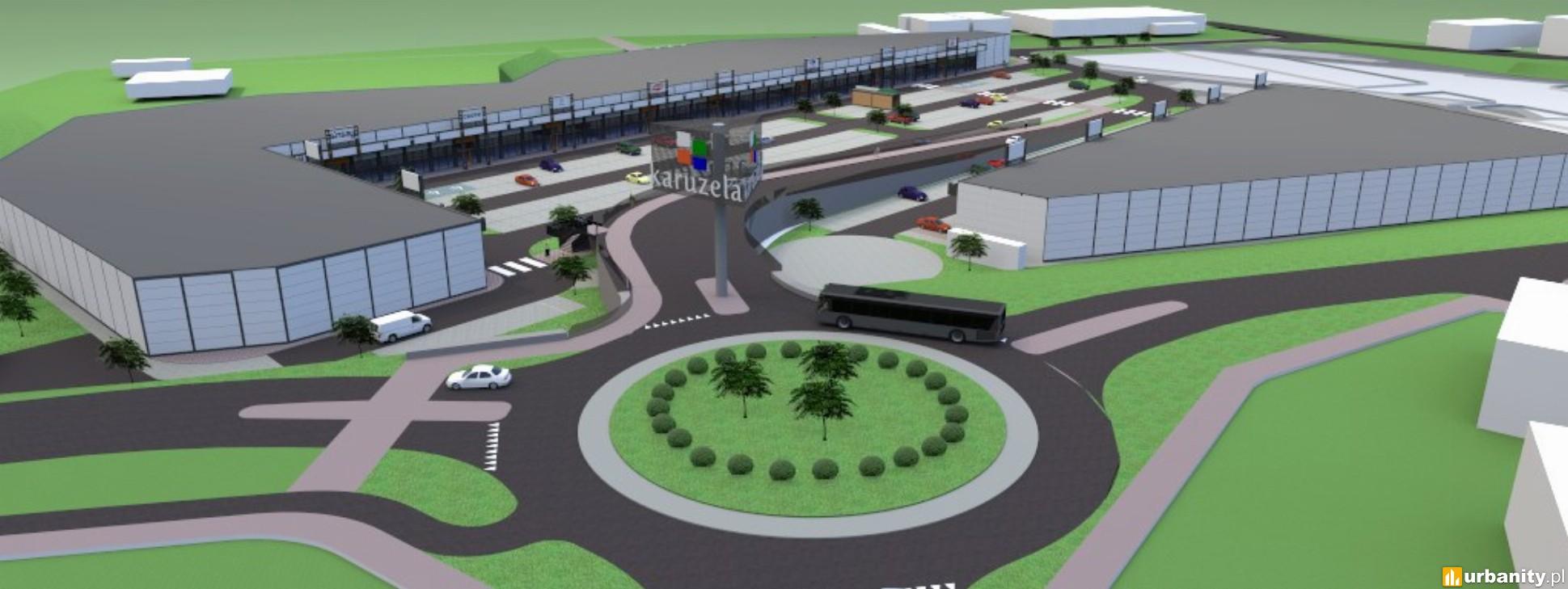 Jastrzębie-Zdrój kolejnym miastem z parkiem handlowym Karuzela