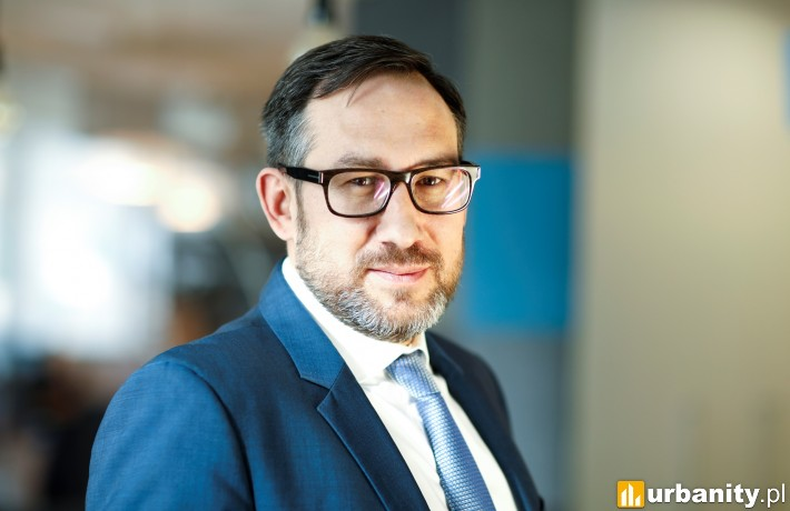 Paweł Skałba, senior partner w Colliers International