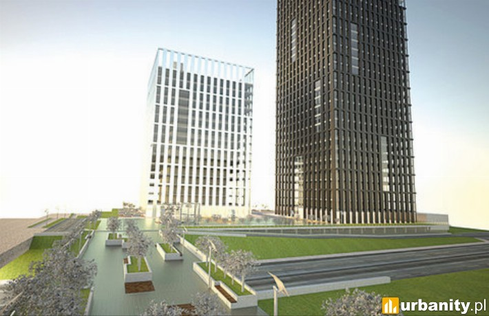 Silesia Towers - projekt
