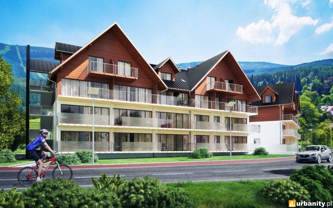 W Karpaczu powstaje apartamentowiec Triventi Mountain Residence