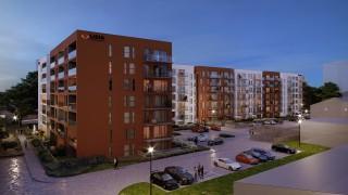Rozpoczyna się wznoszenie murów inwestycji Lisia Apartamenty w Zielonej Górze