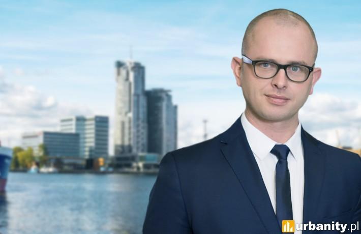 Michał Rafałowicz, Dyrektor regionu pomorskiego w firmie Cresa Polska.