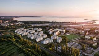 Osiedle Porto w Gdańsku - wizualizacja