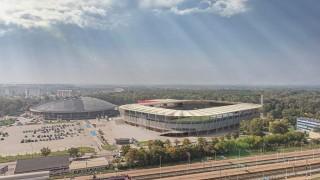 Koncepcja nowego stadionu ŁKS w Łodzi