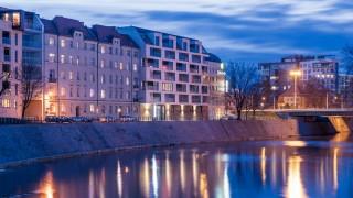 Apartamentowiec Zyndrama we Wrocławiu