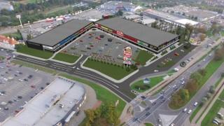 Otwarcie Retail Park Mieszka w Szczecinie