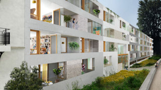 Riva Verona w Krakowie - projekt