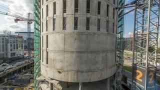 Tak wygląda obecnie kompleks The Warsaw HUB