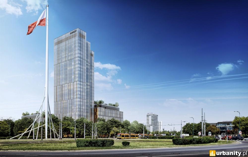 162 mln euro na projekt Forest w Warszawie. Druga największa inwestycja HB Reavis w Polsce