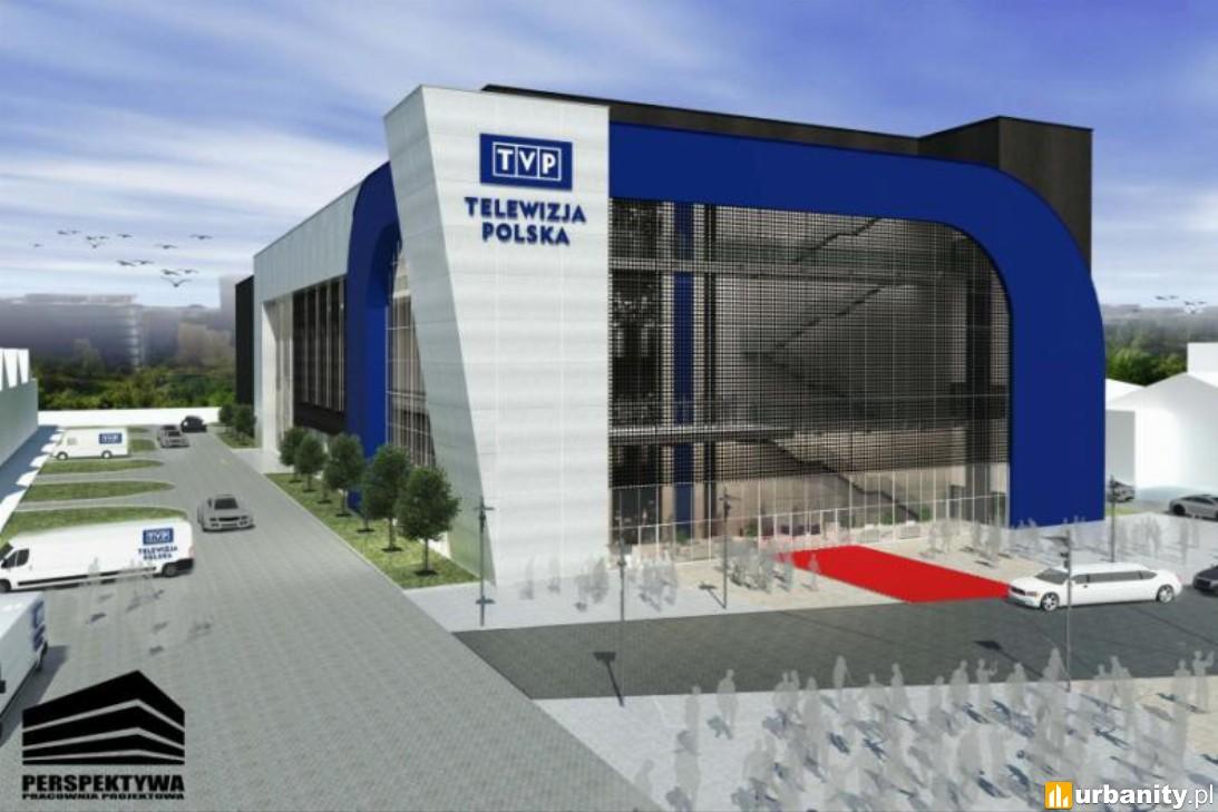 Cztery firmy chcą wybudować nową halę TVP. Wszystkie oferty przewyższają budżet