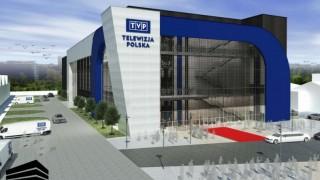 Nowa hala zdjęciowa TVP w Warszawie - koncepcja