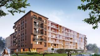 Stare Podgórze w Krakowie z pierwszą inwestycja mieszkaniową Skanska Residential