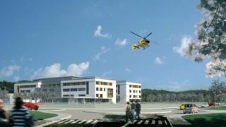 Budowa nowego Szpitala Powiatowego w Żywcu coraz bliżej