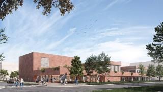 Projekt nowej szkoły na Służewcu w Warszawie