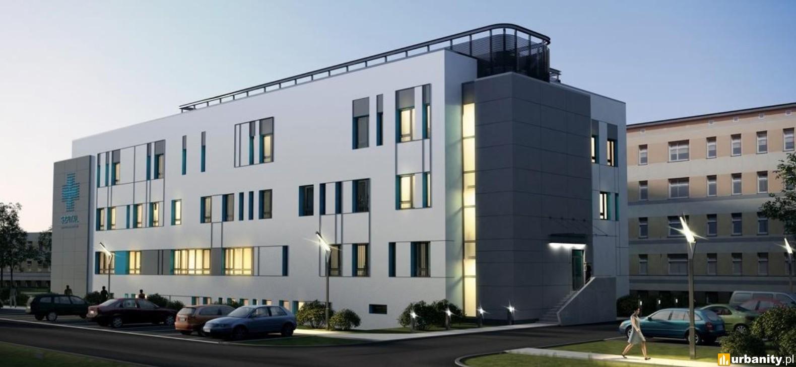 Rozbudowa szpitala w Ostrowie Wielkopolskim