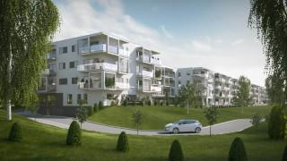 Projekt osiedla Premier Park w Katowicach