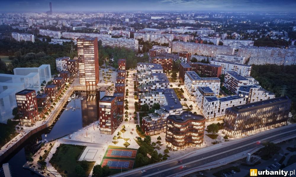Wrocławski Port Popowice znowu zacznie tętnić życiem