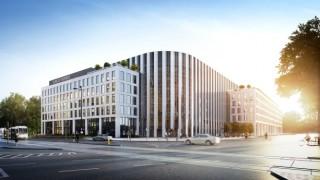 projekt biurowca Sagittarius Business House