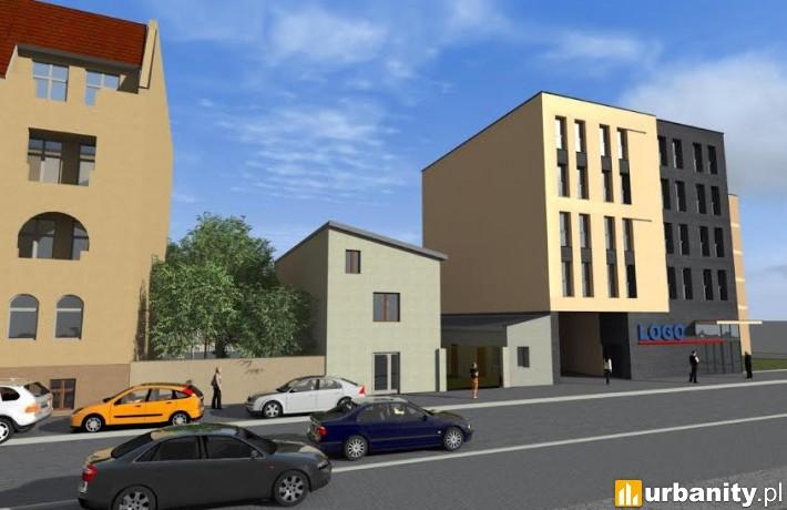 Budynek mieszkalny na Jeżycach