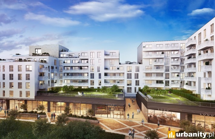 Tak prezentował się będzie kompleks Bulwary Książęce we Wrocławiu