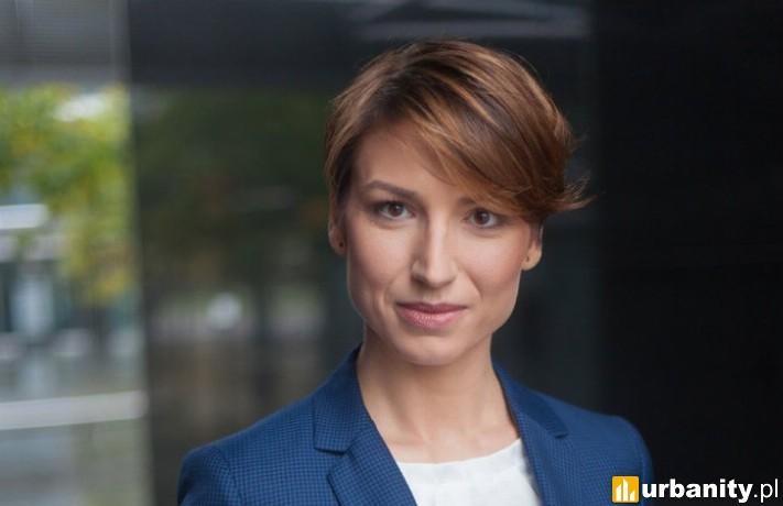 Małgorzata Dziubińska, Associate Director w Dziale Doradztwa i Badań Rynkowych, Cushman & Wakefield