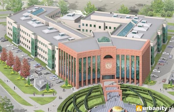 Nowa siedziba Sądu Okręgowego i Rejonowego w Zamościu