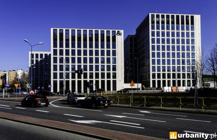 III etap katowickiego kompleksu A4 Business Park