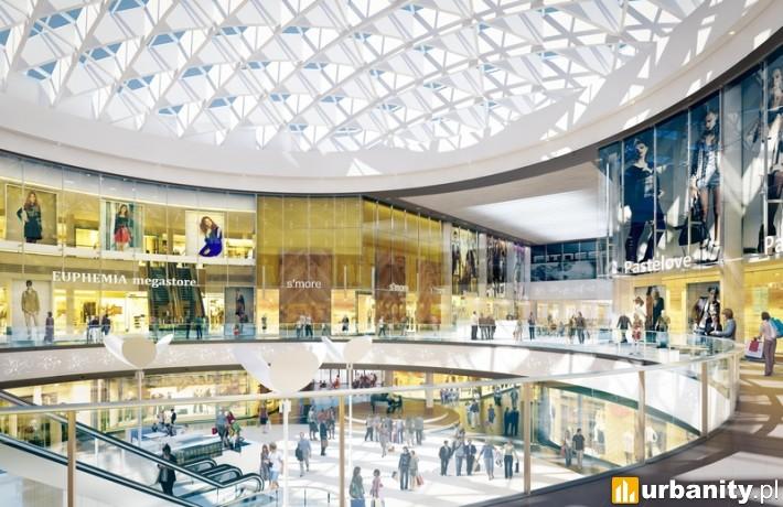 Rozbudowa centrum handlowego Galaxy w Szczecinie