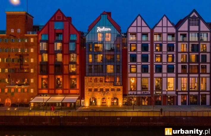 Radisson Hotel & Residences w Gdańsku