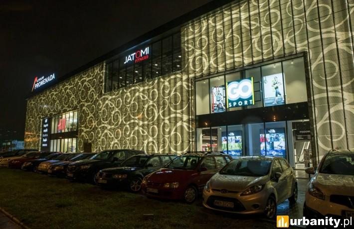 Nowe Atrium Promenady w Warszawie