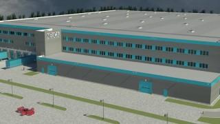 Erbud wybuduje biurowiec w Centrum Dystrybucji i Nowej Centrali Neuca
