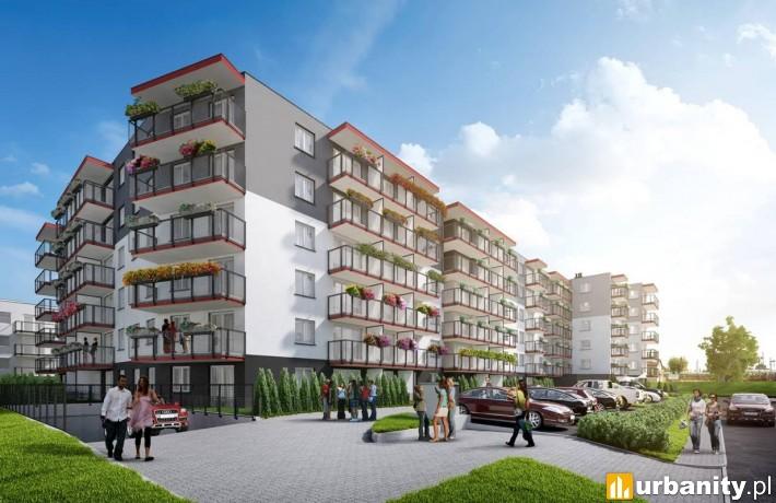 Osiedle Verba w Warszawie - projekt