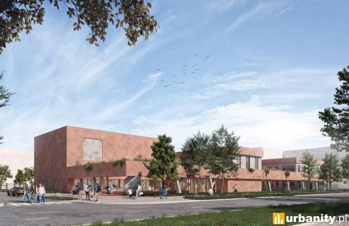 Nowa szkoła podstawowa na Służewcu