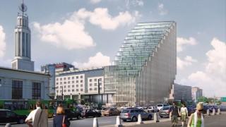 Kolejna umowa przy realizacji biurowca Bałtyk w Poznaniu