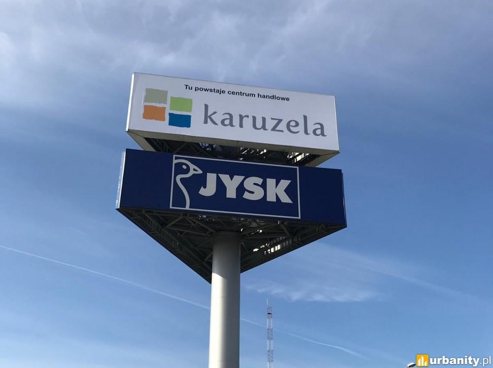 Puławy kolejnym polskim miastem w Karuzelą. Otwarcie w 2021 roku