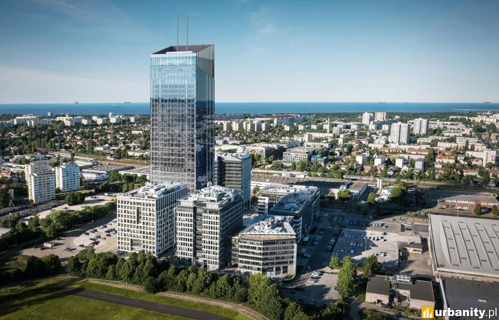 Biurowiec kompleksu Olivia Business Centre nowym biurem Rödl & Partner