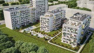 Projekt Osiedla Yana w Warszawie