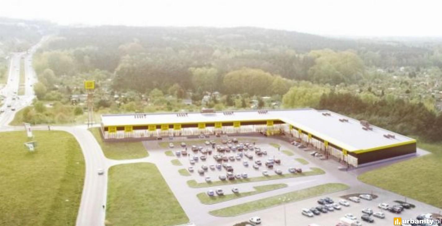 Zgoda na budowę parku handlowego Stop Shop w Zielonej Górze