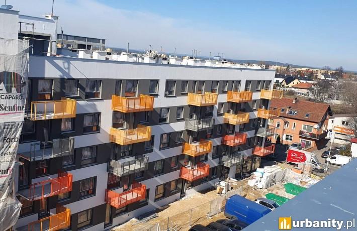 II etap apartamentów Jana z Kolna coraz bliżej końca