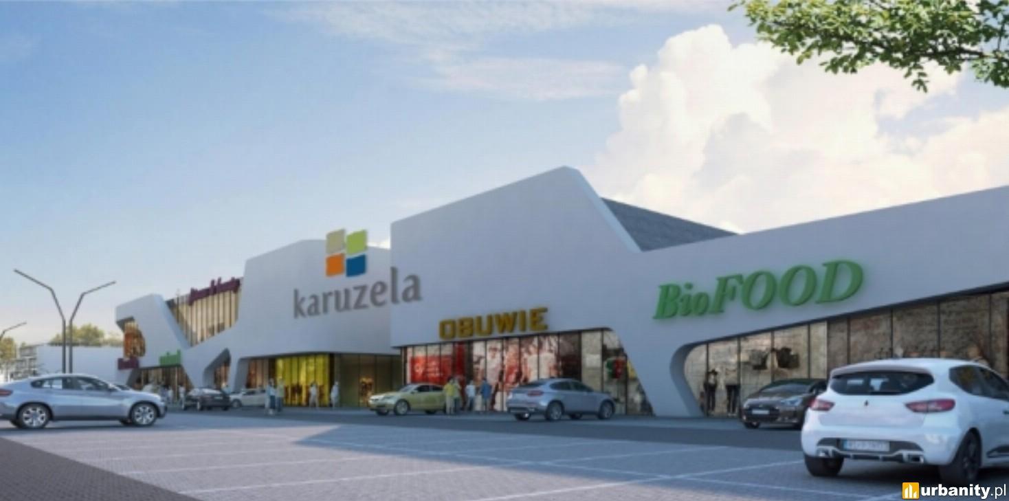 Pozwolenie na budowę Karuzeli Piaseczno. Budowa na wiosnę