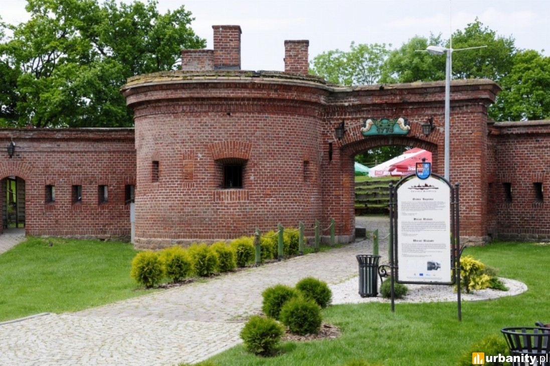Doraco odrestauruje historyczną fortyfikację w Kołobrzegu