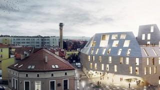 Zagospodarowanie placu Garncarskiego w Rzeszowie