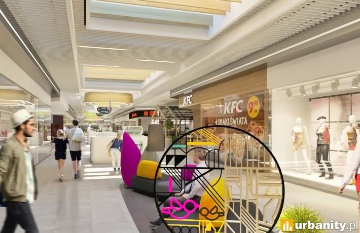 Nowe wnętrza Auchan Produkcyjna w Białymstoku