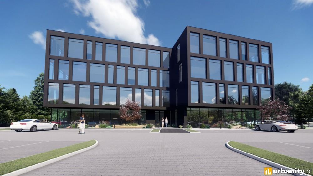 Rozpoczyna się budowa biurowca klasy A w Bielsku-Białej