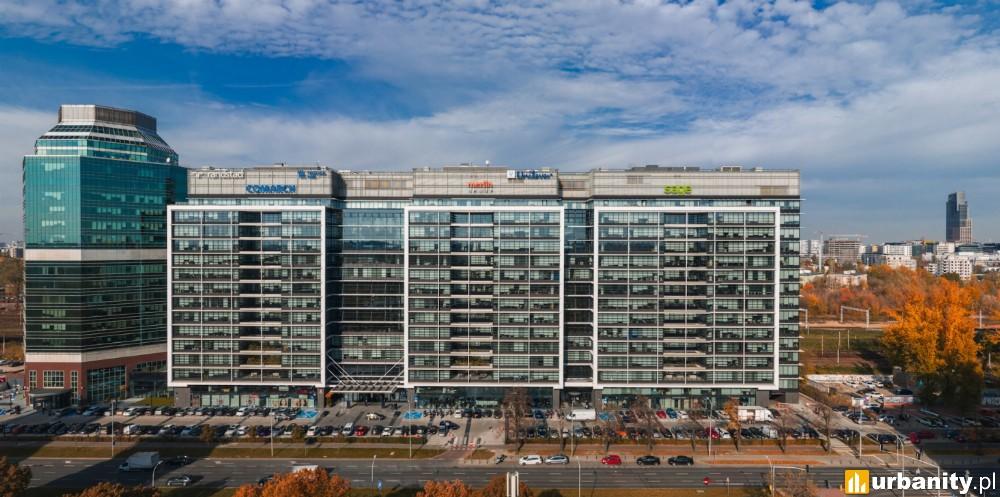 CPIPG przejmuje zarządzanie kompleksem biurowym Eurocentrum