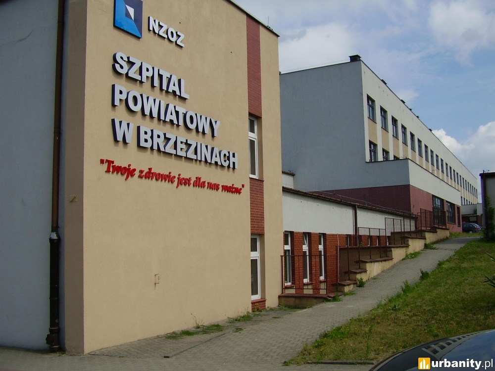 Erbud wykonawcą przebudowy Powiatowe Centrum Zdrowia w Brzezinach