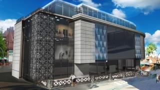 Projekt Galeria Krupówki w Zakopanem